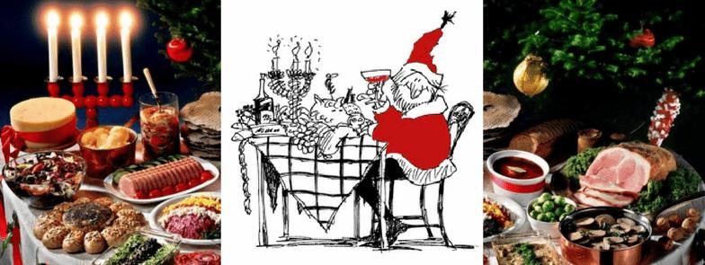 Välj rätt vin till julmaten!