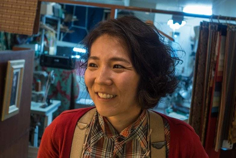 Chiemi Chiba.