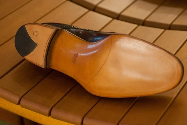 Another cleaner sole treatment.