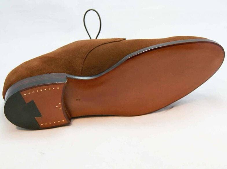 Trevlig sula på en Miyagi Kagyo-sko. Bild: Claymoor's List