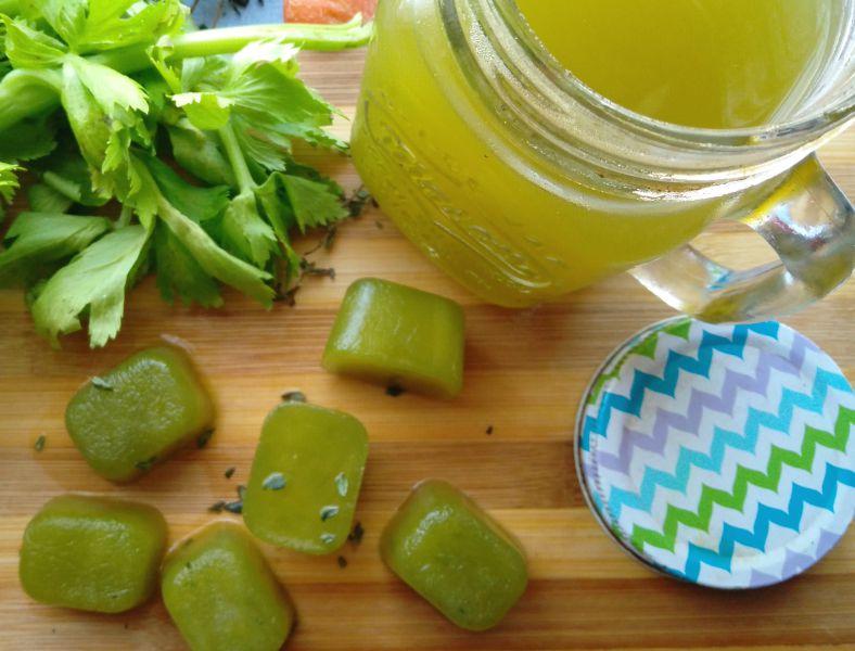 Easy Homemade Vegetable Broth