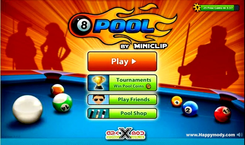 8 Ball Pool Mod APK v4.7.5 Anti Ban Unlimited Coins And Cash