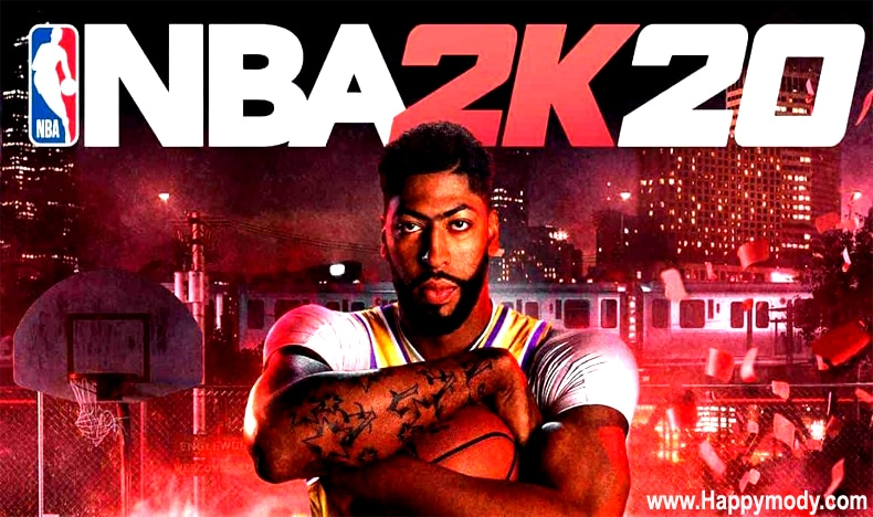 NBA 2K20 Mod Apk v90.0.4 Free Download For Android