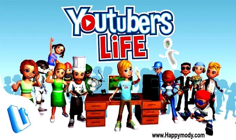 Youtubers Life Mod Apk v1.5.4 + OBB [Gaming Channel] for Android