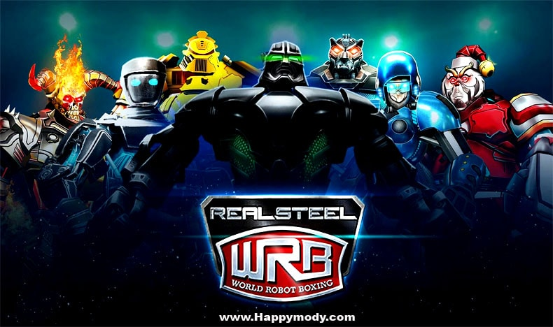 Real Steel Mod Apk v1.47.18 Unlimited Money and Gold