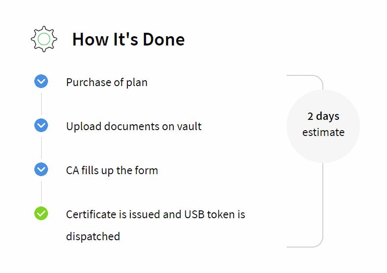 DSC Process