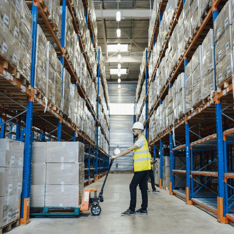 Warehouse Goods in