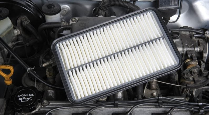 Standard Air Filter or Cold Air Intake; What to Choose?