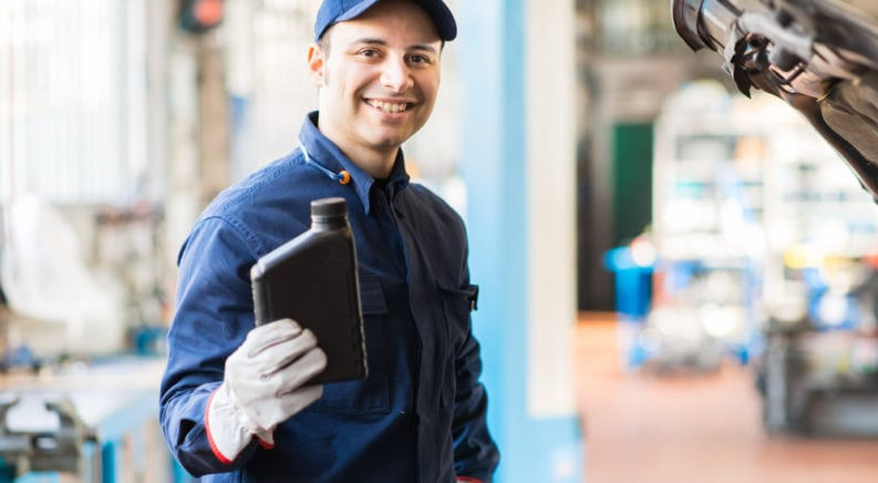 Let's Get Dirty: The Advantages of Synthetic Oil