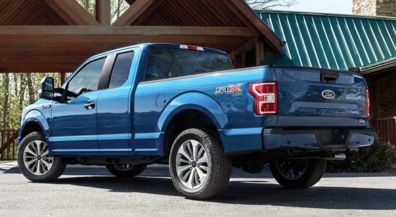Four Easy DIY Maintenance Items for Your Ford F-150