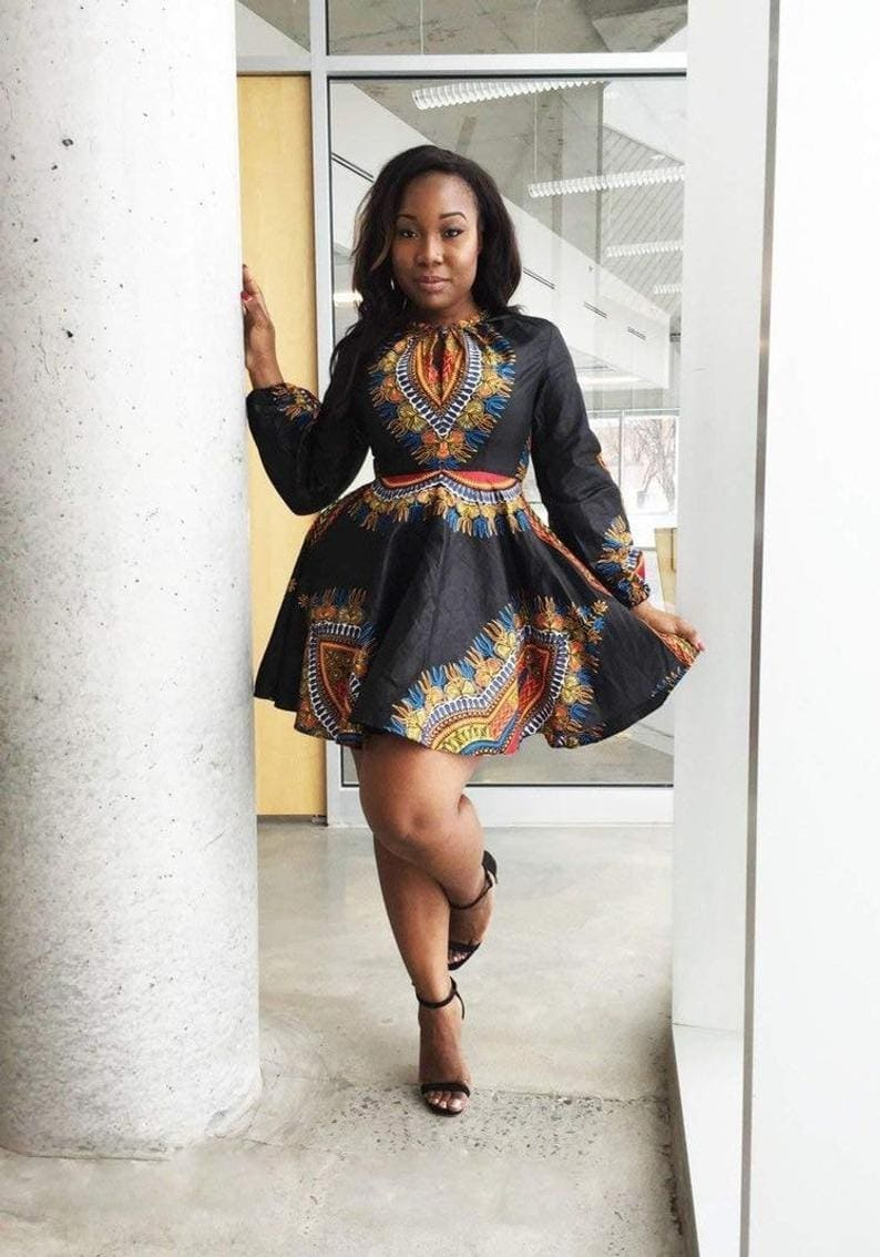 #africanprint #ankarastyles 45+ best African dresses for women every African print lover should have in their wardrobe. From breathing ankara prom dresses, and African print maxi dresses to off the shoulder gowns and more. Get the scoop on where to find these African print clothes online for less.
