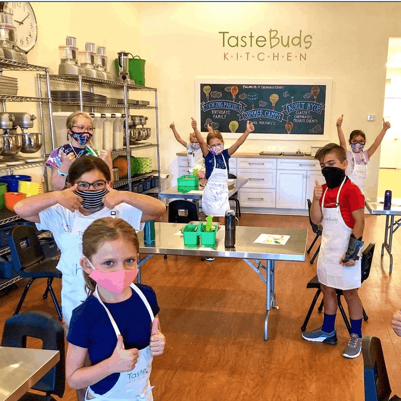 In-Kitchen & Online Camps