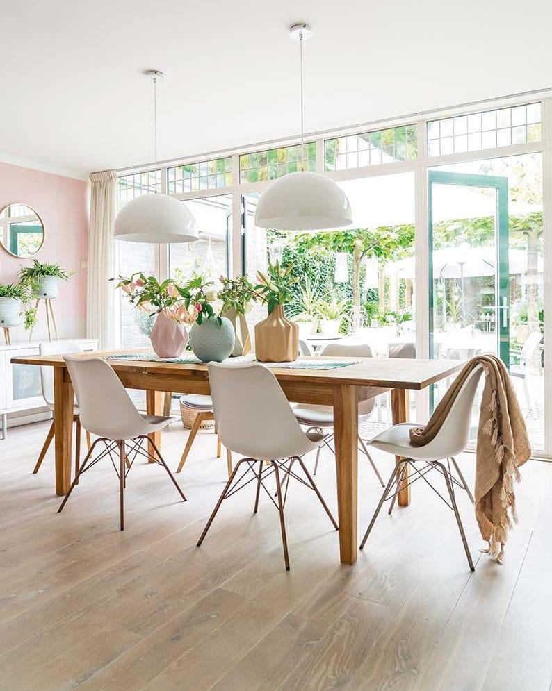 rosa decoración paredes color pastel millennial pink furniture millennial pink decor interior no cursi en rosa decor rosa y gris