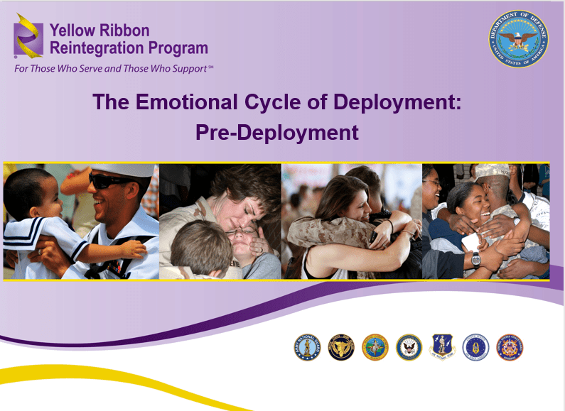 Emotional Cycle of Deployment (ECOD) (Joint)
