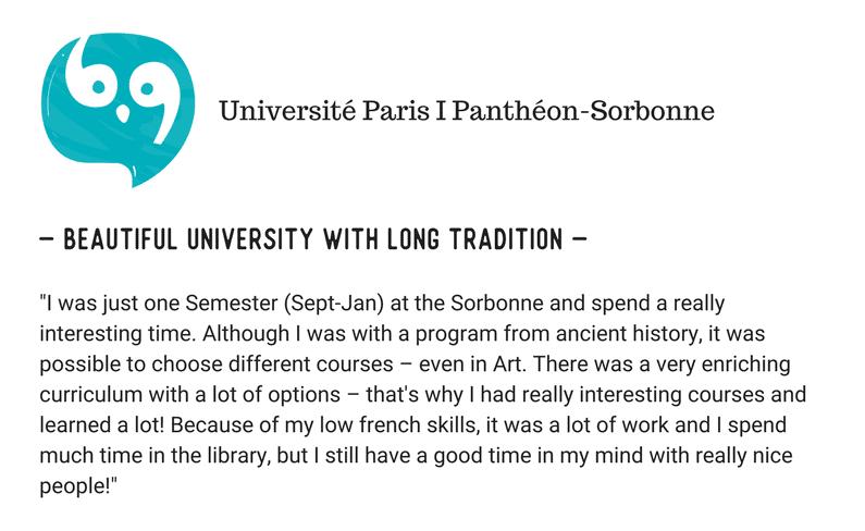 University of Paris - Panthéon-Sorbonne