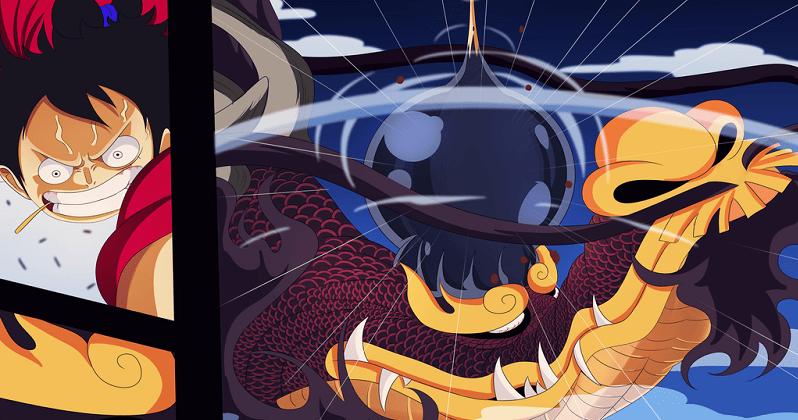 Luffy's Next Level of Armament Haki
