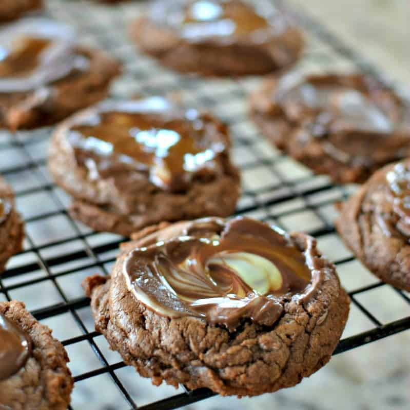 Scrumptious Andes Mint Cookies