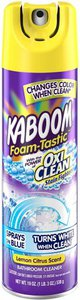 Kaboom Foam Tastic Bathroom Cleaner with OxiClean