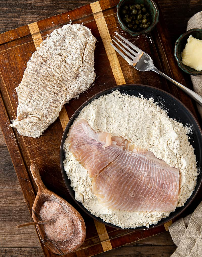 how to prepare skate wing