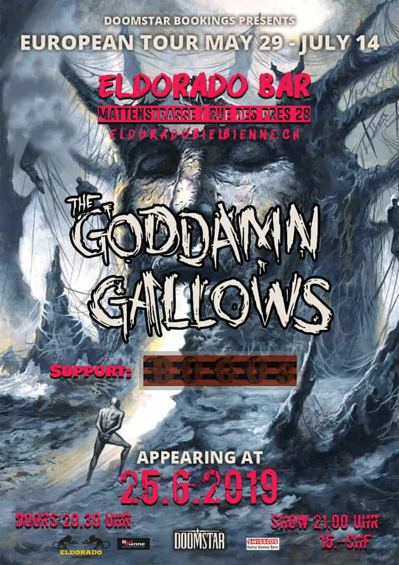 2019 06 25 goddamned gallows