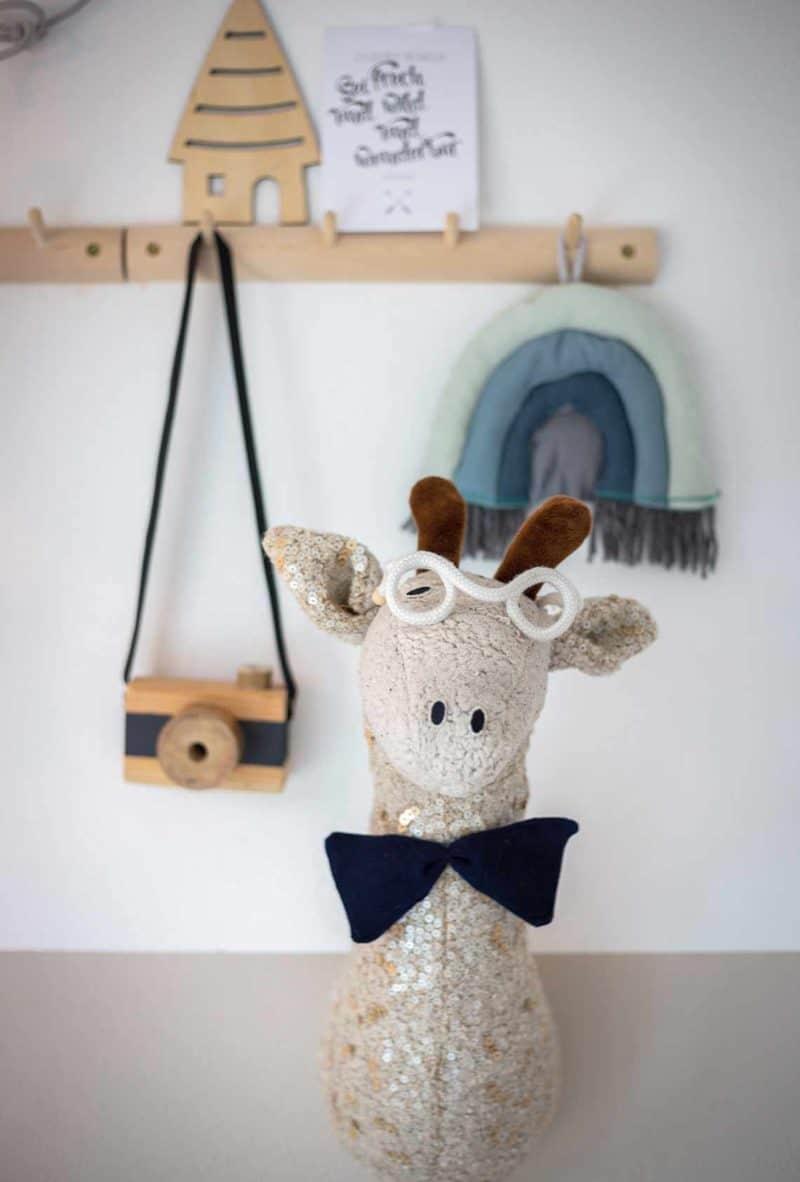 DIY Spielzeug aus Holz im Kinderzimmer
