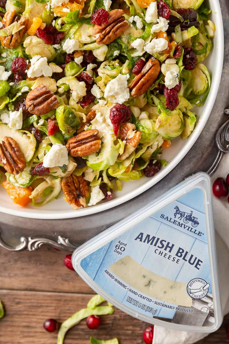 Brussles Sprouts Salad