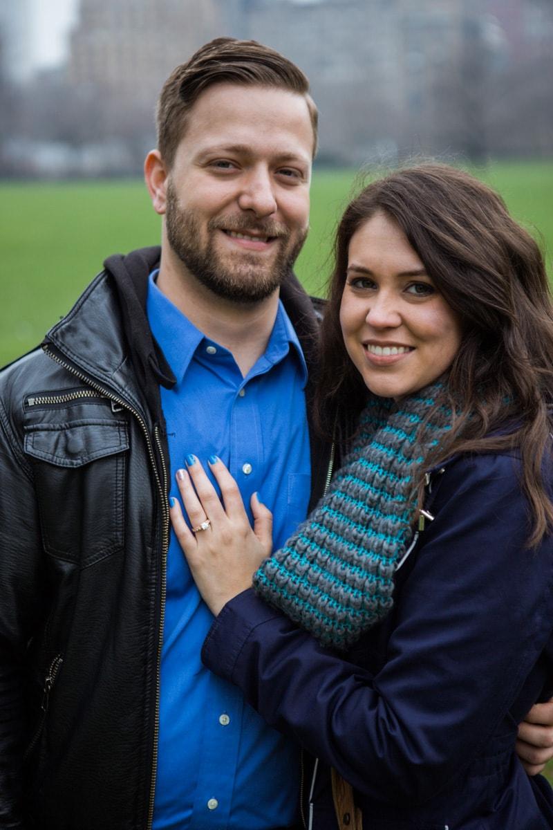 Photo 29 Bow Bridge surprise Wedding Proposal. | VladLeto