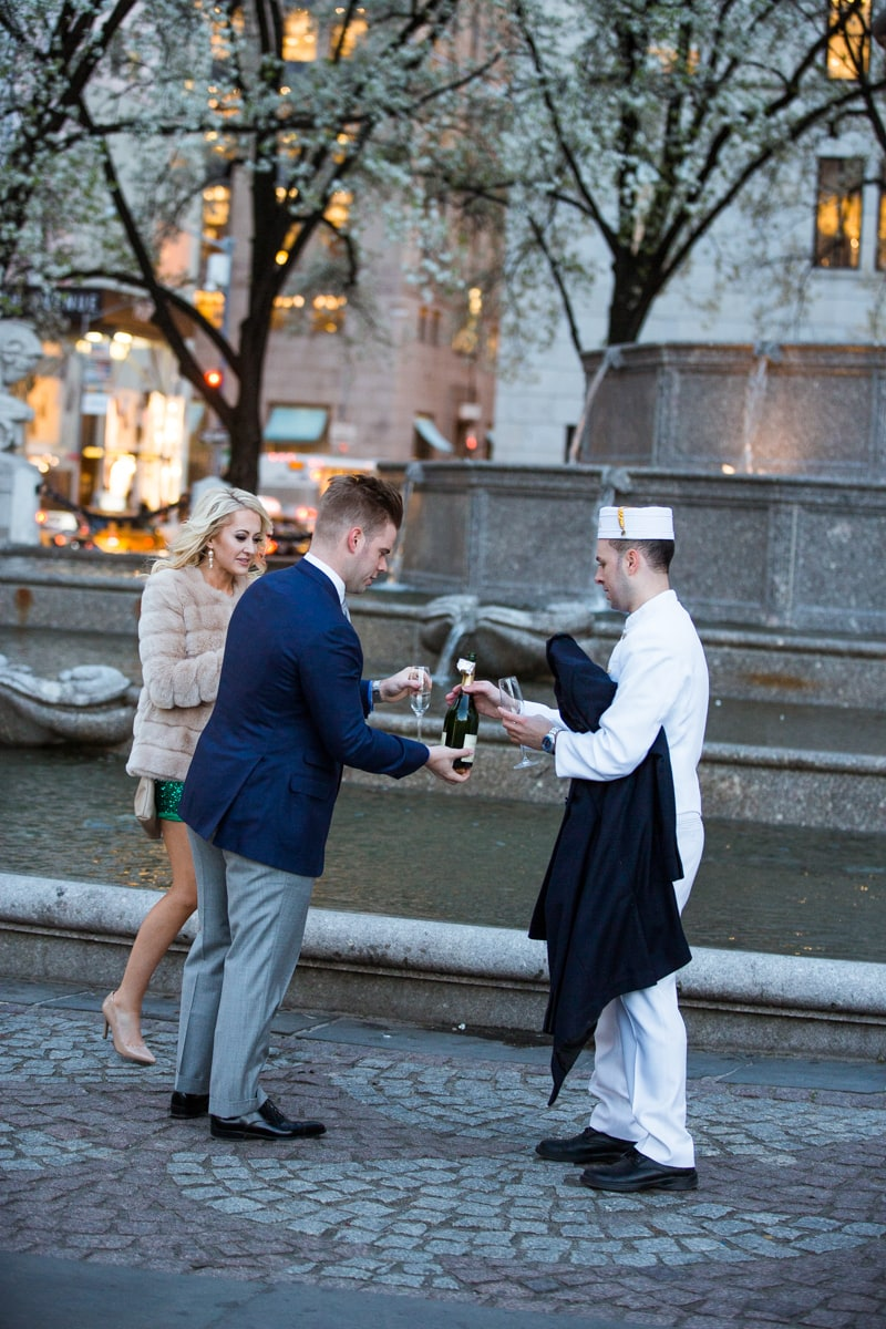 Photo 7 Marriage Proposal by Plaza Hotel | VladLeto
