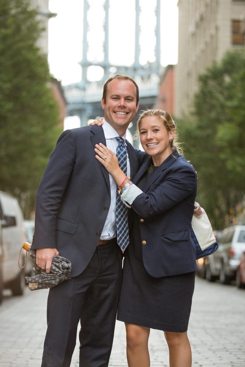 Photo 9 Secret Proposal in Dumbo, Brooklyn | VladLeto