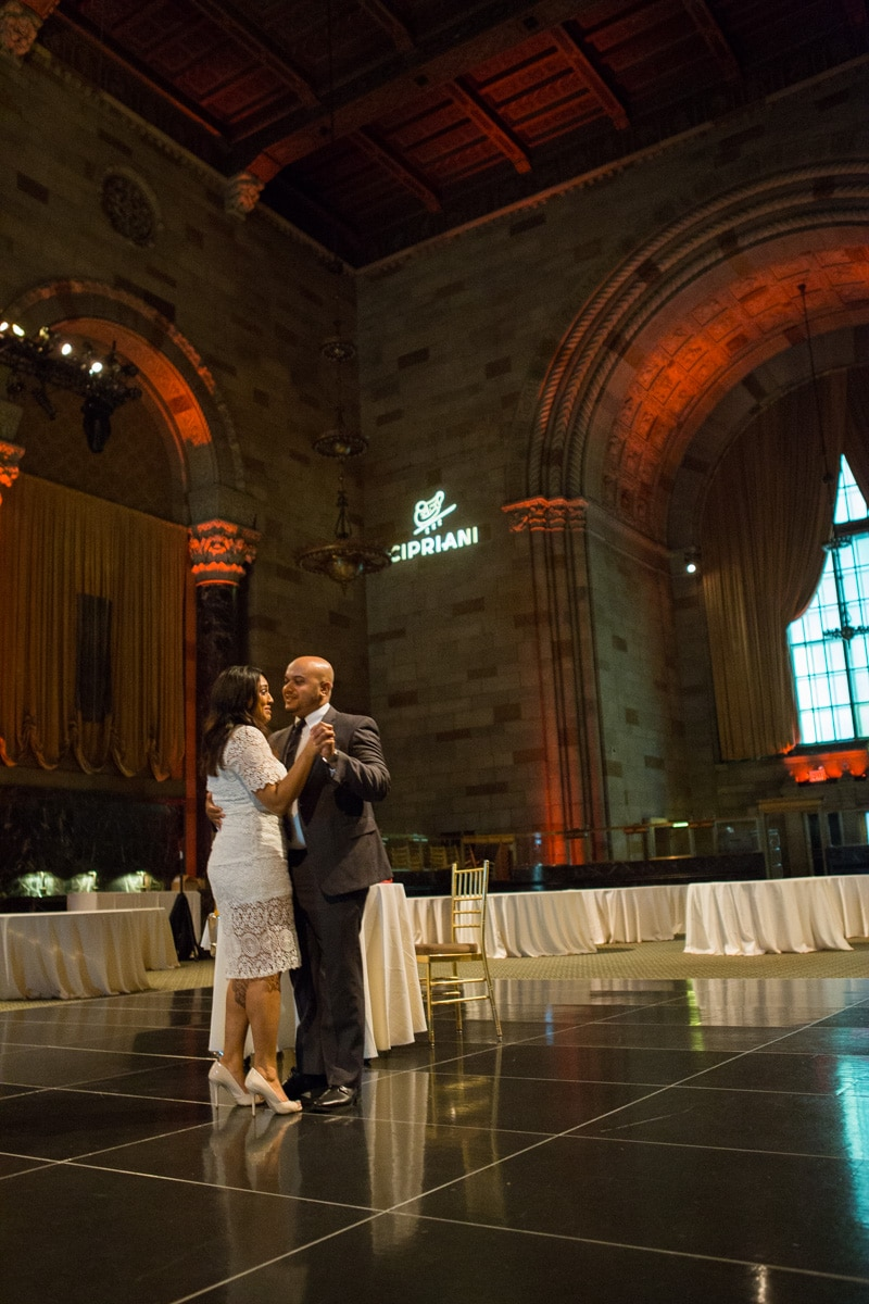 Photo 9 Wedding proposal at Cipriani Grand Central | VladLeto