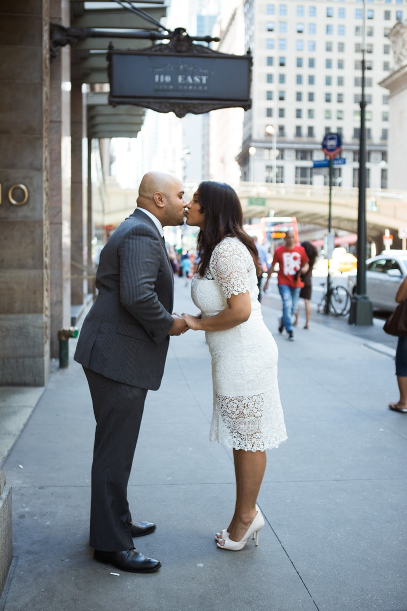 Photo 15 Wedding proposal at Cipriani Grand Central | VladLeto