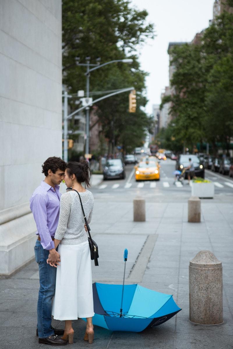 Photo 3 Proposal in Washington Square Park. | VladLeto