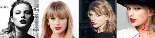 اهنگ های Taylor Swift (تیلور سویفت)