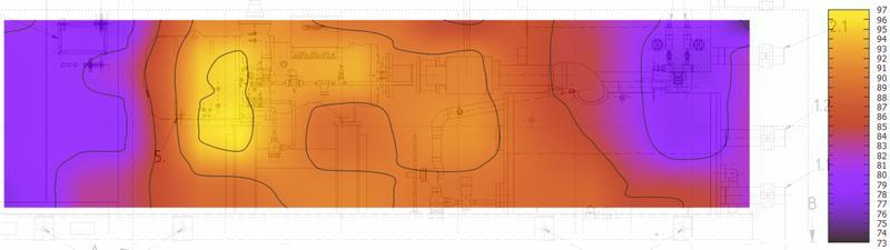 Schallleistung Messung Intensitätssonde Aksutikbüro Dahms Berlin Potsdam