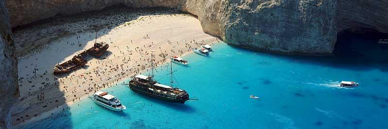 Zakynthos one of the Greek Islands