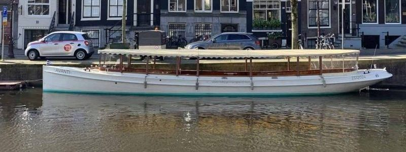 Boat rent Amsterdam