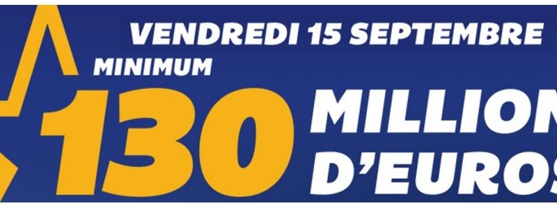 super jackpot euromillions vendredi 15 septembre 2017 banniere