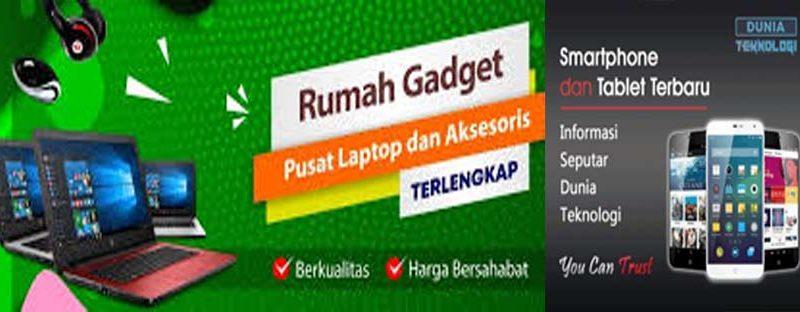 Toko Gadget Online di Banjarmasin