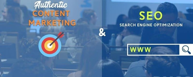 Authentic Content Marketing and SEO