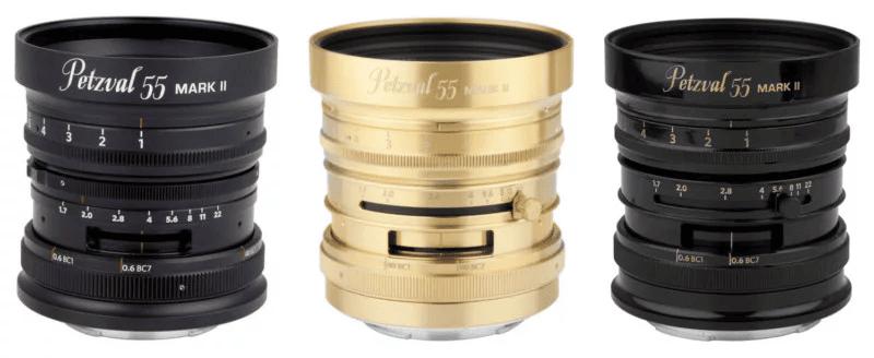 Petzval 55mm f/1.7 - ống kính khẩu lớn của Lomography cho người ưa thích chân dung | 50mm Vietnam