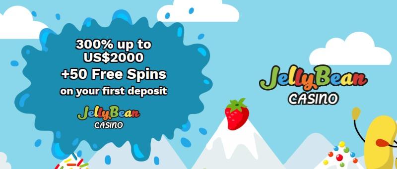 Bonus dan Promosi JellyBean Casino