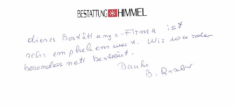 Bestattung in Wien - Bestattung AHIMMEL