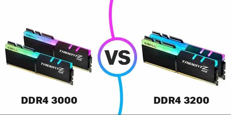 3000MHz vs 3200MHz In-Depth Comparison