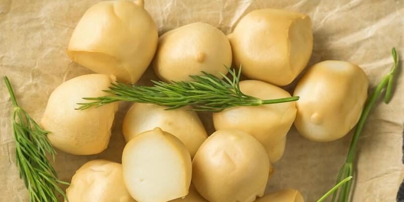 mozzarella di bufala affumicata ripiena ricetta
