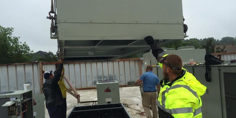HVAC Repair in Greenville, South Carolina