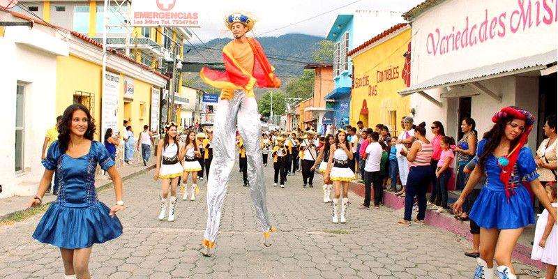 Feria de la Candelaria Teculután