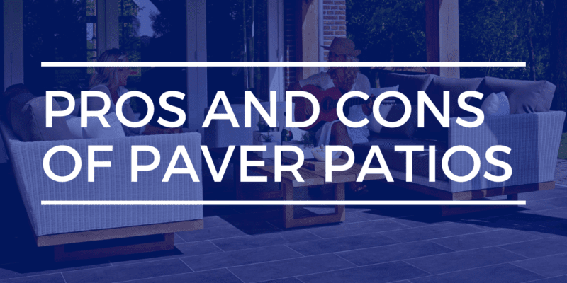 paving for patios