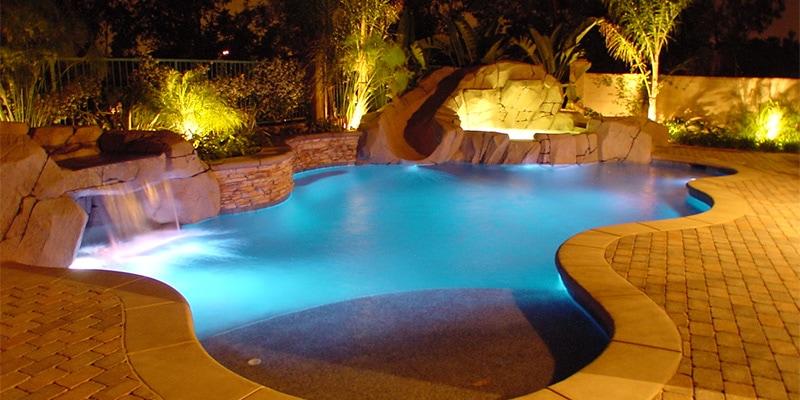 Inground Swimming Pools in Davidson, North Carolina