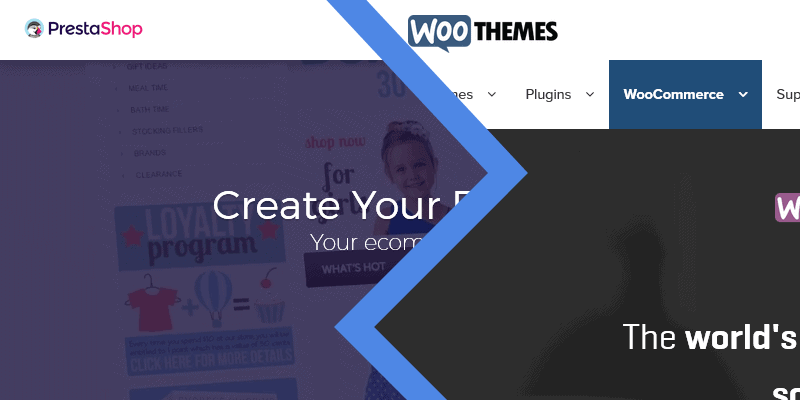Prestashop vice Woocommerce