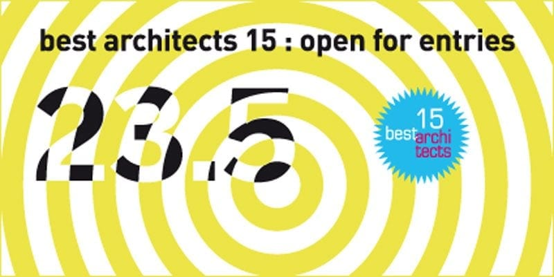 best architects 15